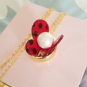Dot by Marc Jacobs solid perfume necklace